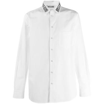 Moschino エンブロイダリーシャツ - ホワイト