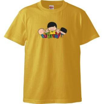 つるつるTシャツ(カラー : バナナ, サイズ : XL)