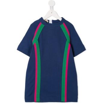 Marni Kids カラーブロック ワンピース - ブルー