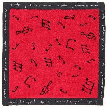 [マルイ] 【約28×28cm】タオルハンカチ(レディース)/アニエスベー(ハンカチ)(agnes b.(goods))