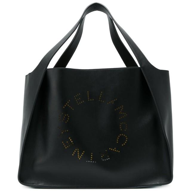 Stella McCartney ステラ ロゴ トートバッグ - ブラック