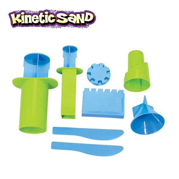 【瑞典 Kinetic Sand 動力沙】城堡模具組