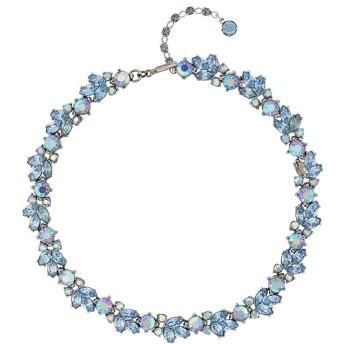 Susan Caplan Vintage Trifari ネックレス - ブルー