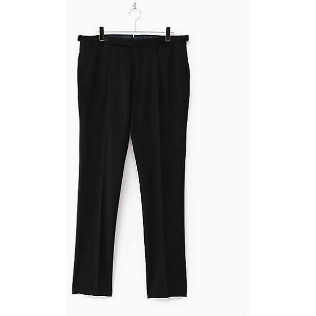 <インコテックス/INCOTEX>【紳士大きいサイズ】トラベラー パンツ 990ブラック【三越・伊勢丹/公式】