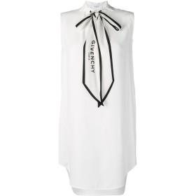 Givenchy ボウタイ ドレス - ホワイト