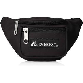 Everest(エベレスト) FUNNY PACK/ファニーパック/ウエストバッグ(PK) LA044KS FREE ブラック