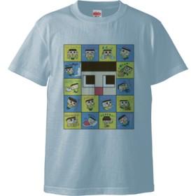 ぐっちの日常(Tシャツ)(カラー : ライトブルー, サイズ : XL)