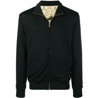 Versace リバーシブル ジャケット - ブラック