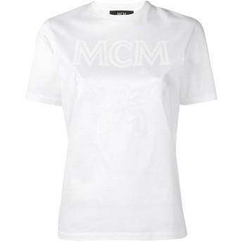 MCM ロゴ Tシャツ - ホワイト