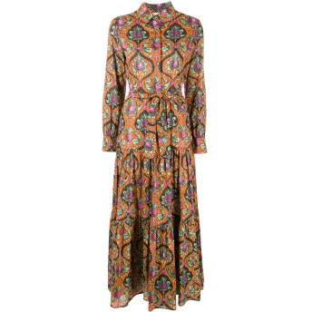 La Doublej Bellini ドレス - オレンジ
