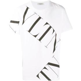 Valentino ロゴ Tシャツ - ホワイト