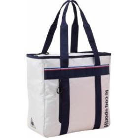 ルコック マルチスポーツ ラケットトートバッグ 19FW ホワイト バッグ(qtanja01-wht)