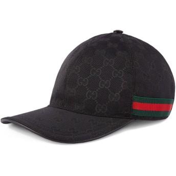 Gucci GGキャップ - ブラック