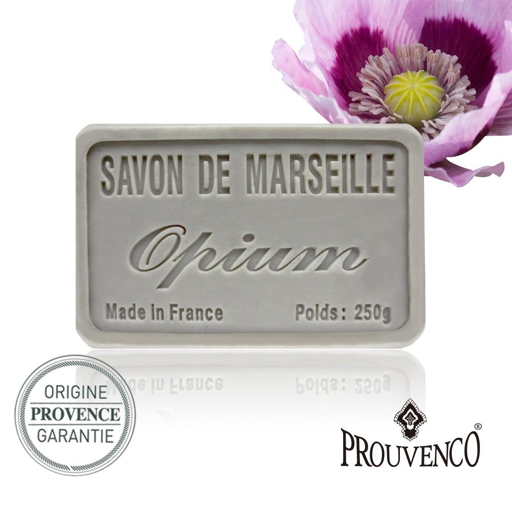 【PROUVENCO】法國原裝普羅旺詩香氛馬賽皂-鴉片(250gx1)