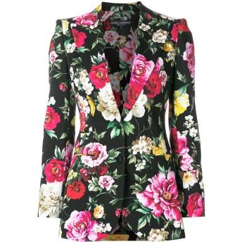 Dolce & Gabbana プリント ジャケット - ブラック