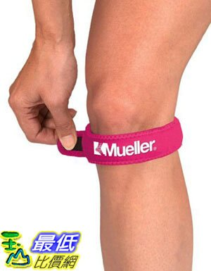 [106美國直購] Mueller 膝蓋護帶 Jumpers Knee Strap GOLD