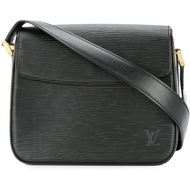 Louis Vuitton Pre-Owned Buci ショルダーバッグ - ブラック