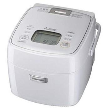備長炭 炭炊釜 NJ-SEA06-W(ピュアホワイト) 3.5合炊き