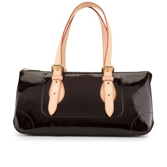Louis Vuitton Pre-Owned ヴェルニ Rosewood Avenue ショルダーバッグ - レッド
