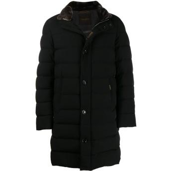 Moorer シアリング コート - ブラック