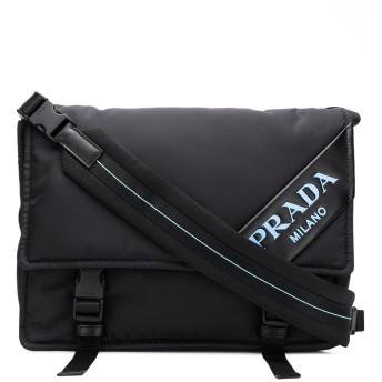 Prada ナイロン ショルダーバッグ - ブラック