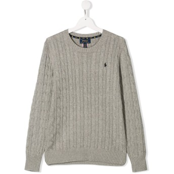 Polo Ralph Lauren ロゴ セーター - ニュートラル