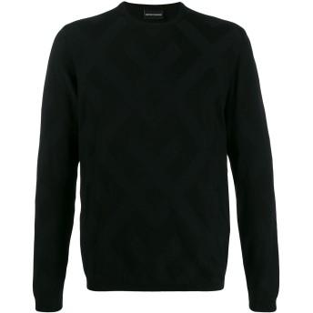Emporio Armani Normcore スウェットシャツ - ブラック