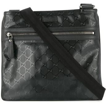 Gucci Pre-Owned GGパターン ショルダーバッグ - ブラック