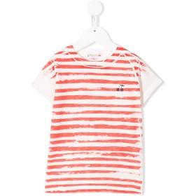Bonpoint ストライプ Tシャツ - ホワイト