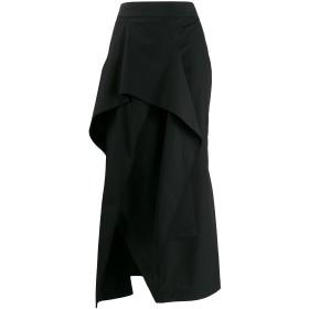 Chalayan アシンメトリー スカート - ブラック