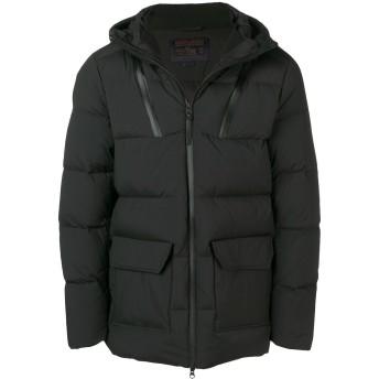 Woolrich Comfort パーカーコート - ブラック