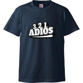 3.2.1 ADIOS(Tシャツ)(カラー : インディゴ, サイズ : XL)
