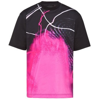 Prada Premonition Tシャツ - ブラック