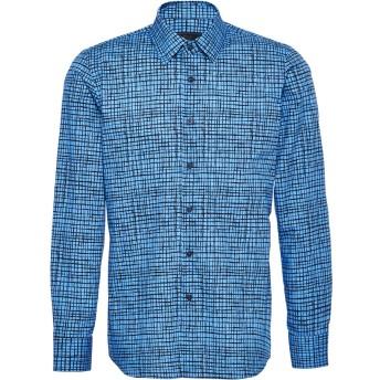 Prada ストレッチ シャツ - ブルー