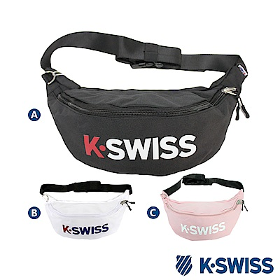 K-SWISS TW Waist Bag時尚運動腰包-三色任選