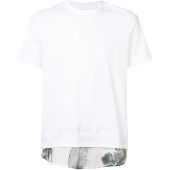 OAMC レイヤードヘムTシャツ - ホワイト