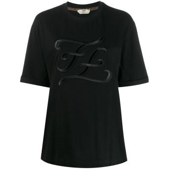 Fendi レギュラー Tシャツ - ブラック