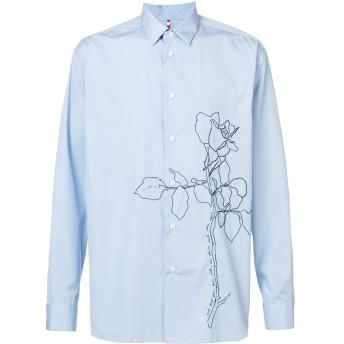 OAMC エンブロイダリー シャツ - ブルー