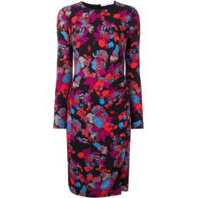 Givenchy グラフィックプリント ドレス - ブラック