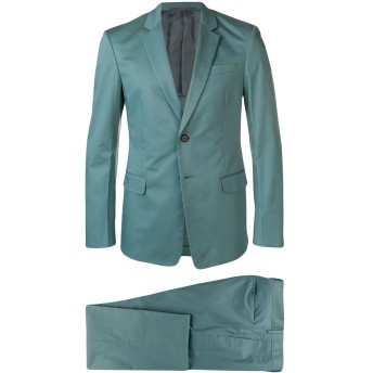 Prada ストレッチ スーツ - グリーン