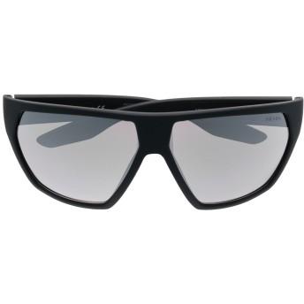 Prada Eyewear オーバーサイズ サングラス - ブラック