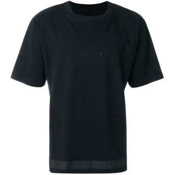 Unravel Project コットン Tシャツ - ブラック