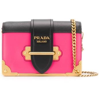 Prada カイエ ショルダーバッグ - ピンク