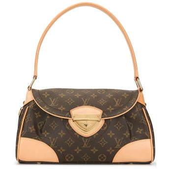 Louis Vuitton Pre-Owned 2007 ビバリー MM ショルダーバッグ - ブラウン