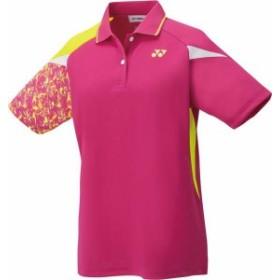 ヨネックス テニス ウィメンズ ゲームシャツ 19 ベリーピンク ケームシャツ・パンツ(20500-654)