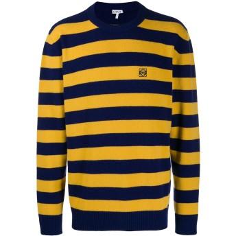 Loewe ロゴ セーター - イエロー