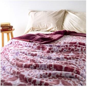 毛布 シングル 2枚合わせ 西川 ブランケット 2枚まとめ買い アクリル毛布 Sサイズ 西川
