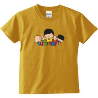 つるつるTシャツ(キッズサイズ)(カラー : バナナ, サイズ : 110)