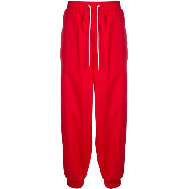 Calvin Klein Jeans ルーズフィット トラックパンツ - レッド