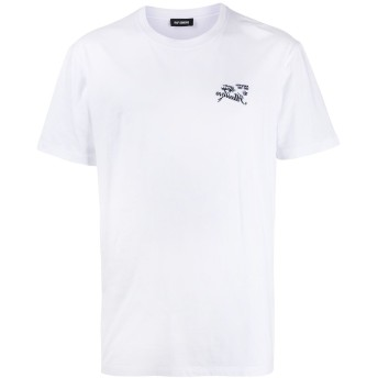 Raf Simons エンブロイダリー Tシャツ - ホワイト